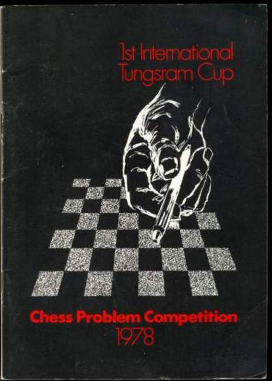 1st International Tungsram Cup Chess Problem Competition
