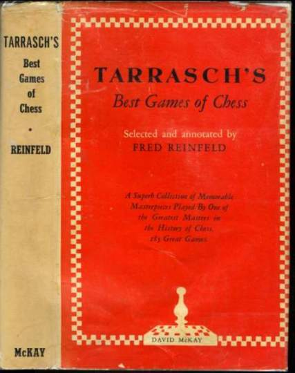 Tarrasch's Best Games of Chess
