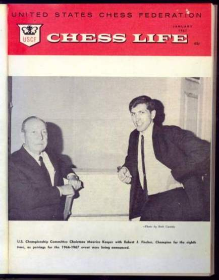 Chess Life: Official Publication
