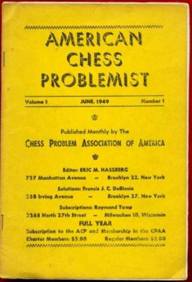 American Chess Problemist, The