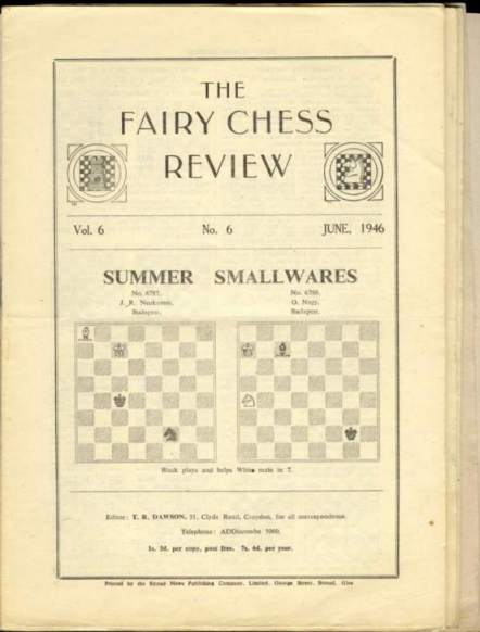 Fairy Chess Review