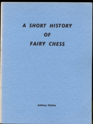 A Short History of Fairy Chess