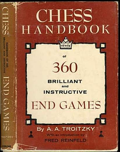 Chess Handbook of 360 Brilliant and Instructive End Games