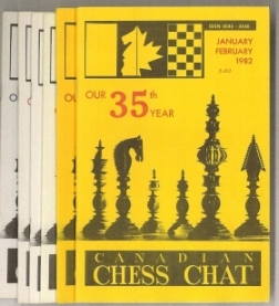 Canadian Chess Chat