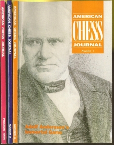 American Chess Journal
