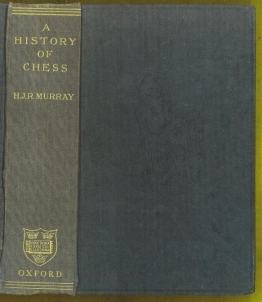 A History of Chess