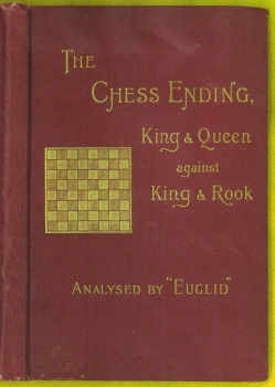 Analysis of the chess ending, king and queen against king and rook