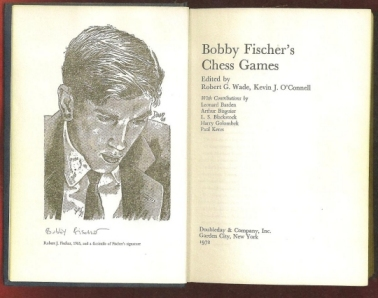 Bobby Fischer - Click Image to Close