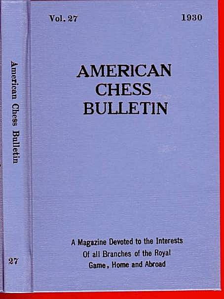 American Chess Bulletin