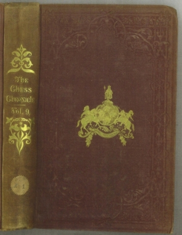 Chess Player's Chronicle, The