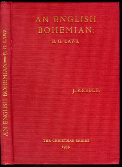 An English Bohemian: B G Laws