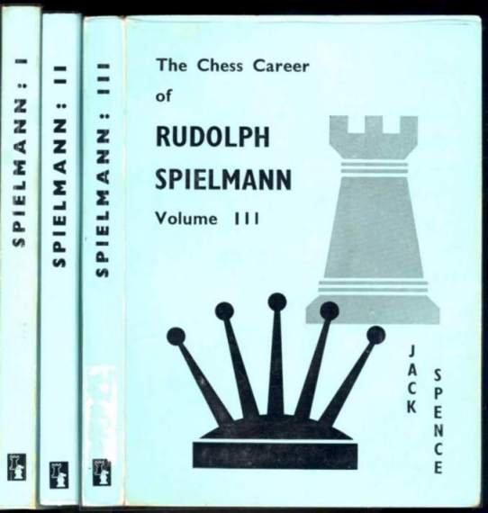 The Chess Career of Rudolph Spielmann