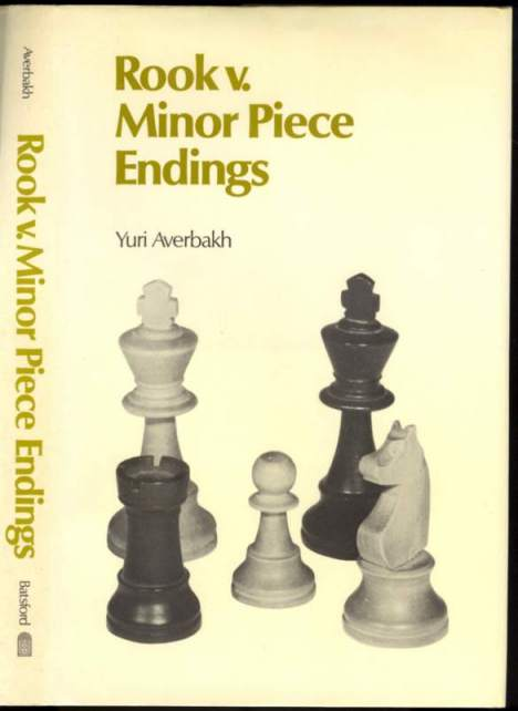Rook v Minor Piece Endings