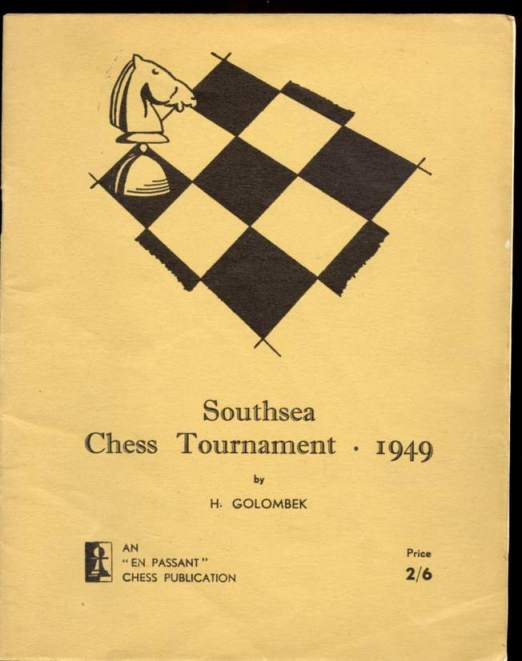 Southsea Chess Tournament 1949