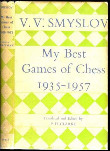 My Best Games of Chess, 1935-1957