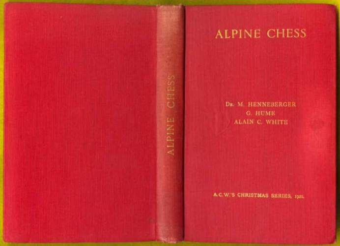 Alpine Chess: A Collection of Problems by Swiss Composers